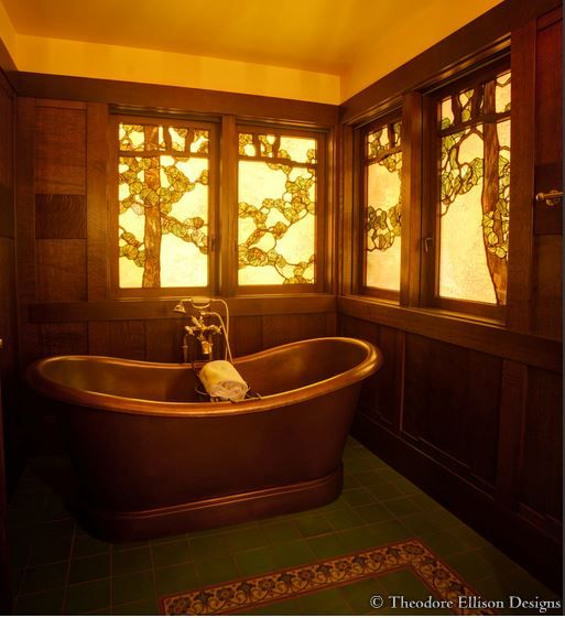 Pin by jennie shively on bedroom pinterest craftsman - Mission style bathroom accessories ...