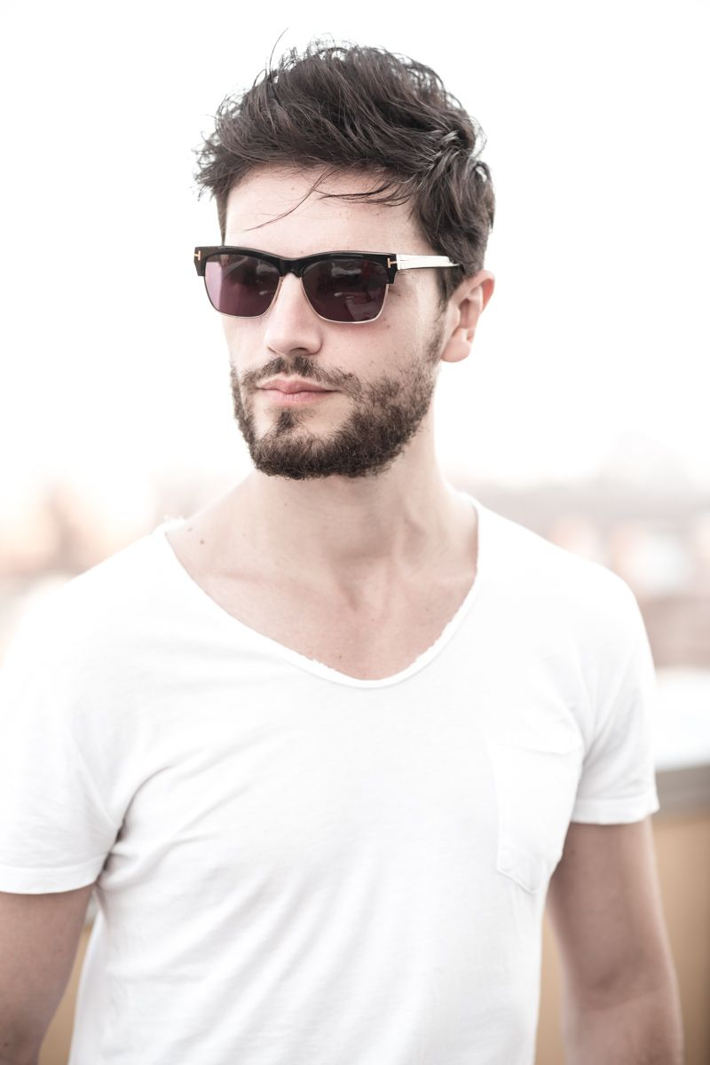Mens Hairstyles With Glasses Via The Absolute Photo Blog Ex Quisite Beauty Pinterest