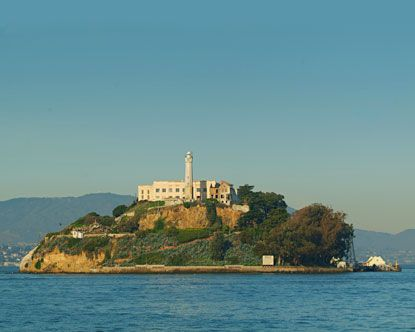Alcatraz Island Took A Boat Tour Around It But Did Not Tour The