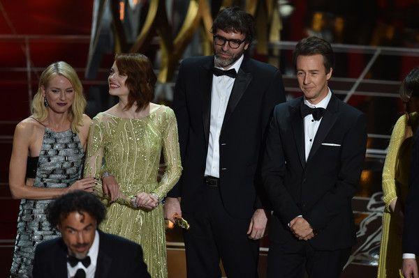 Emma Stone Photos: 87th Annual Academy Awards Show