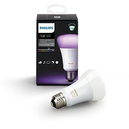 Philips Beleuchtung | Philips Hue E27 Led Lamp Starter Set Amazon De Beleuchtung