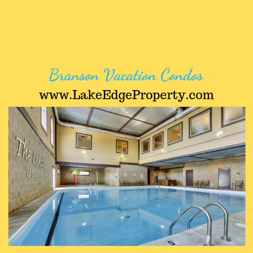 We Have Amazing Indoor And Outdoor Pool With A View Of Table Rock Lake That The Family Will Enjoy Book Today With Images Branson Vacation Condos For Rent Vacation Condos