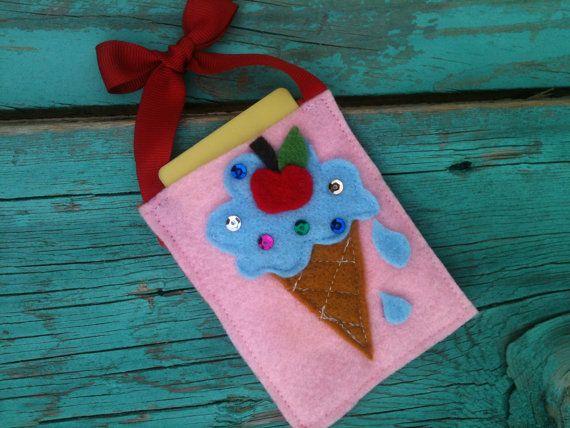 Gift card holder money holder gift card