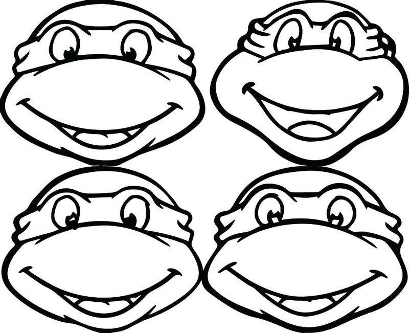 Teenage Ninja Turtle Coloring Pages Teenage Mutant Ninja Turtle Ninja Turtle Art