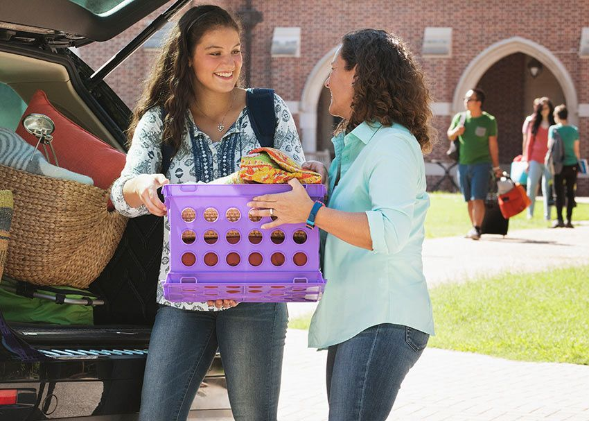 5 Tips for Parents About to Send Their Kids Off to College
