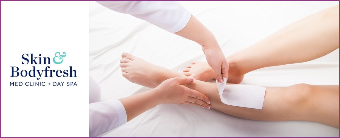Manicure, Pedicure and Waxing at Skin & Bodyfresh Med