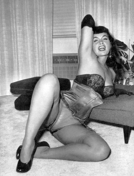 Betty Page Photos: Bettie Page Photos