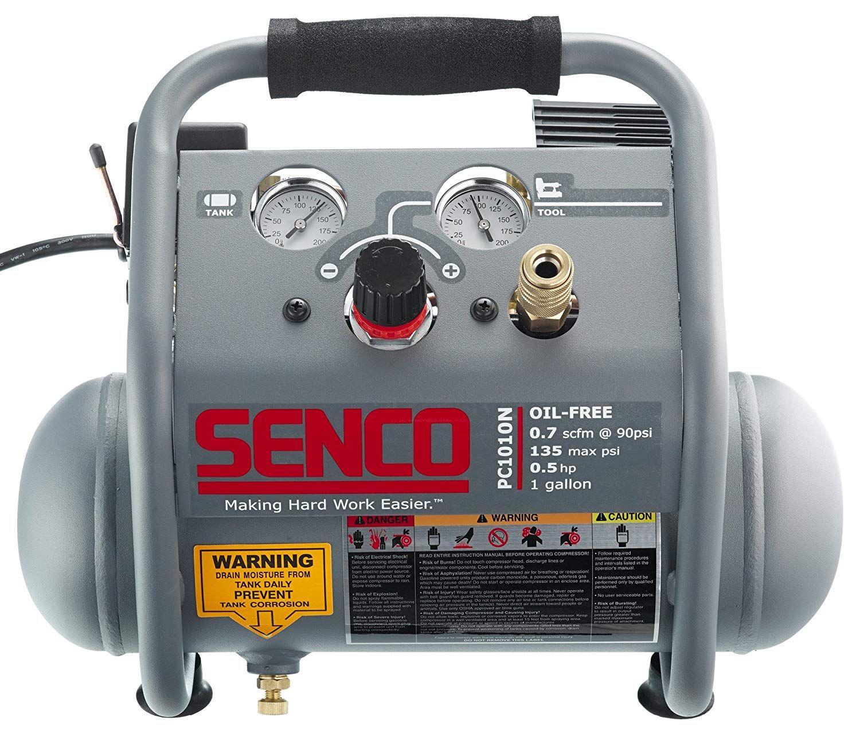 Senco PC1010N 1 2 Hp Finish Trim Portable Hot Dog