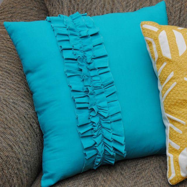 Ruffle Throw Pillows Megan Pinterest Pink Pillows Throw Adorable Ruffle Decorative Pillows