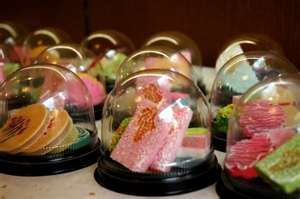 Different ceremonial sweets~
