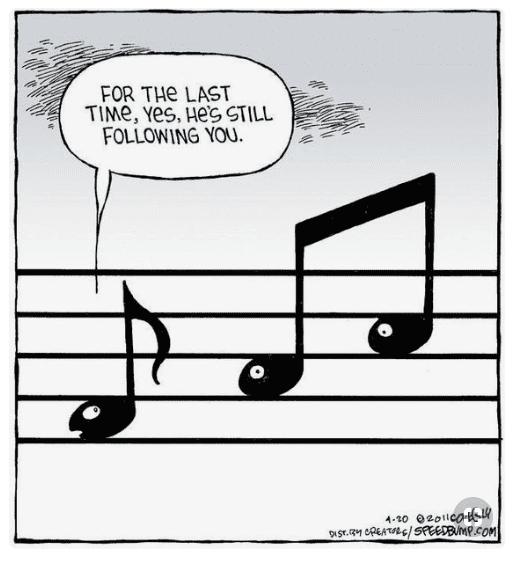 Cheesy Lol Music Jokes Your Students Will Love Music Jokes Music Humor Music Cartoon