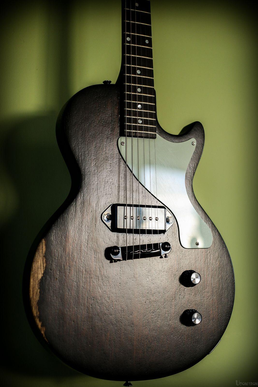 1978 MIJ Les Paul Junior | Gibson les paul | Guitar, Gibson