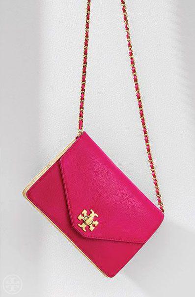 10f1303c960b Tory Burch Kira Envelope Cross-Body Bag