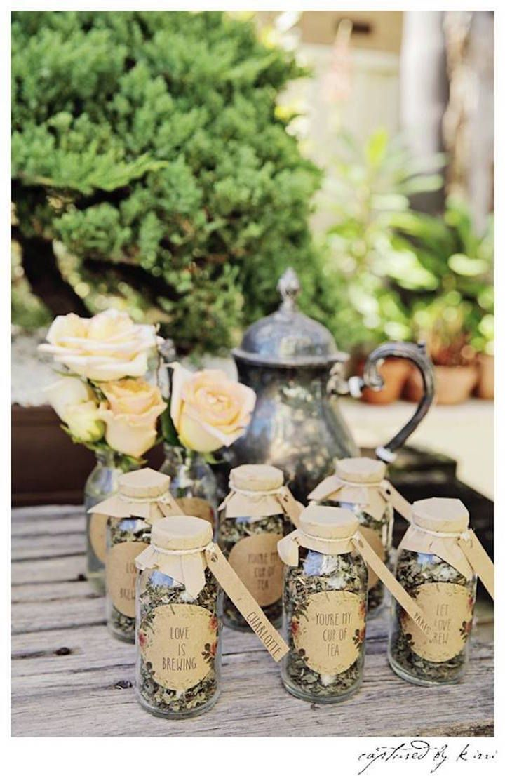 Rustic Outdoor Bridal Shower Kara S Party Ideas Rustic Bridal Shower Favors Bridal Shower Rustic Bridal Shower Favors Diy