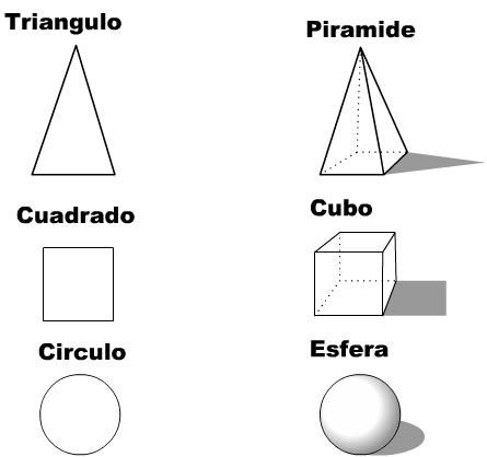 Cuerpos Geometricos Con Nombres Para Armar Colorear E Impr Figuras Geometricas Para Preescolar Figuras Y Cuerpos Geometricos Cuerpos Geometricos Con Nombres