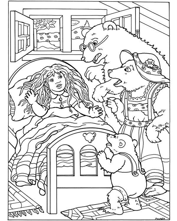 alt quot Fairy Tales Coloring Book quot
