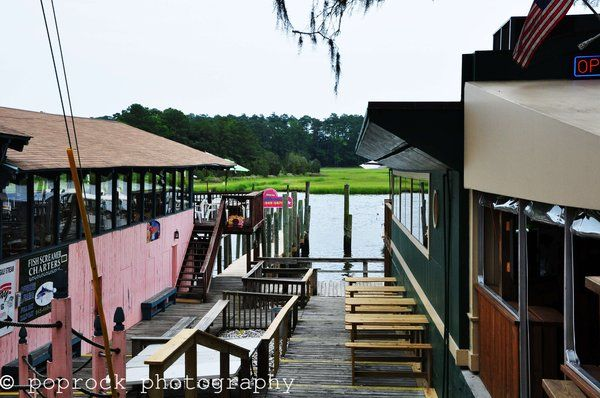 Best Waterfront Dining in the Myrtle Beach Area: Fibbers on the Water in  Little River