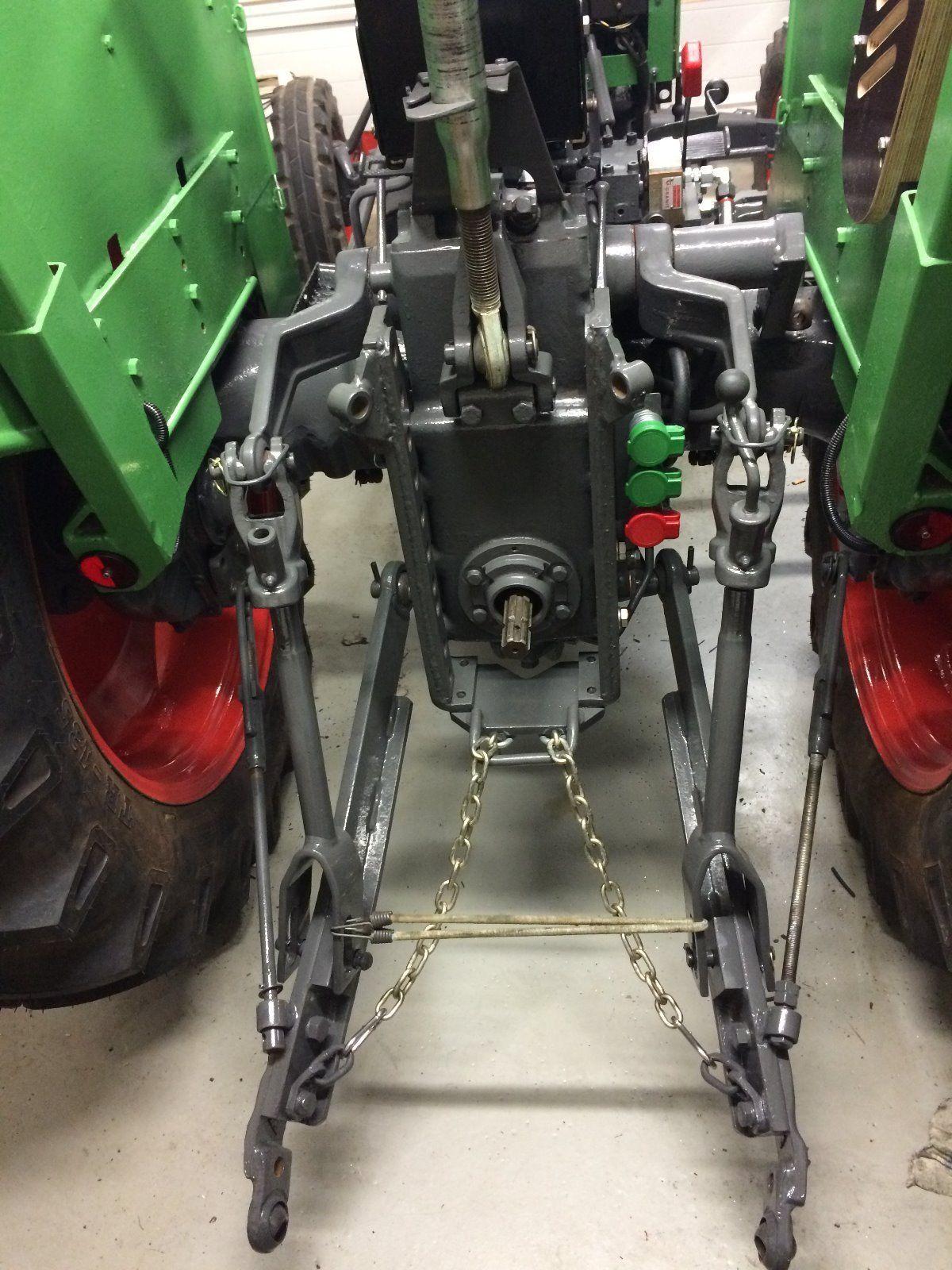 Fendt Farmer 2 e Schlepper Traktor Oldtimer Restauriert | eBay ...