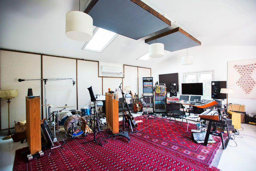 Inside The Underground World Of La S Home Recording Studios Home Music Rooms Recording Studio Home Music Studio Room