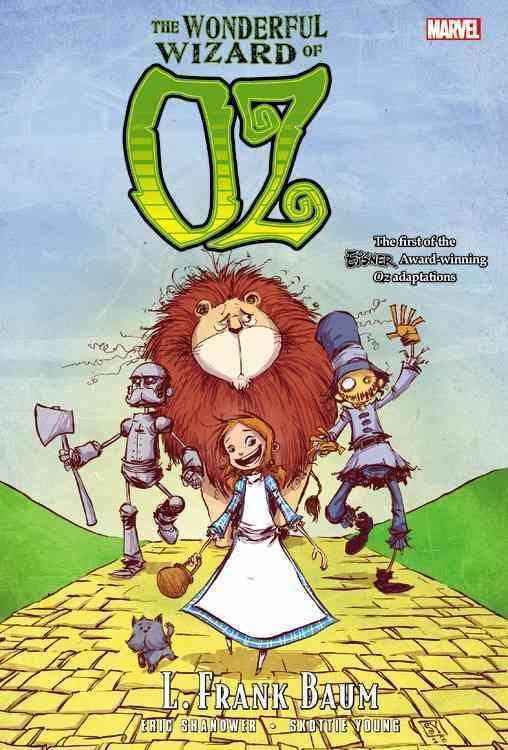 Marvel Oz: The Wonderful Wizard of Oz