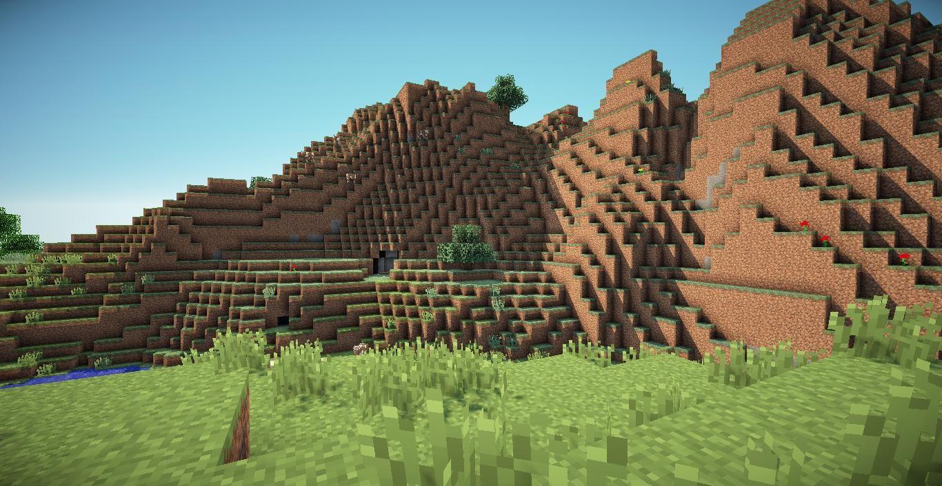 Minecraft Img For Minecraft World Background Hd Goruntuler Ile