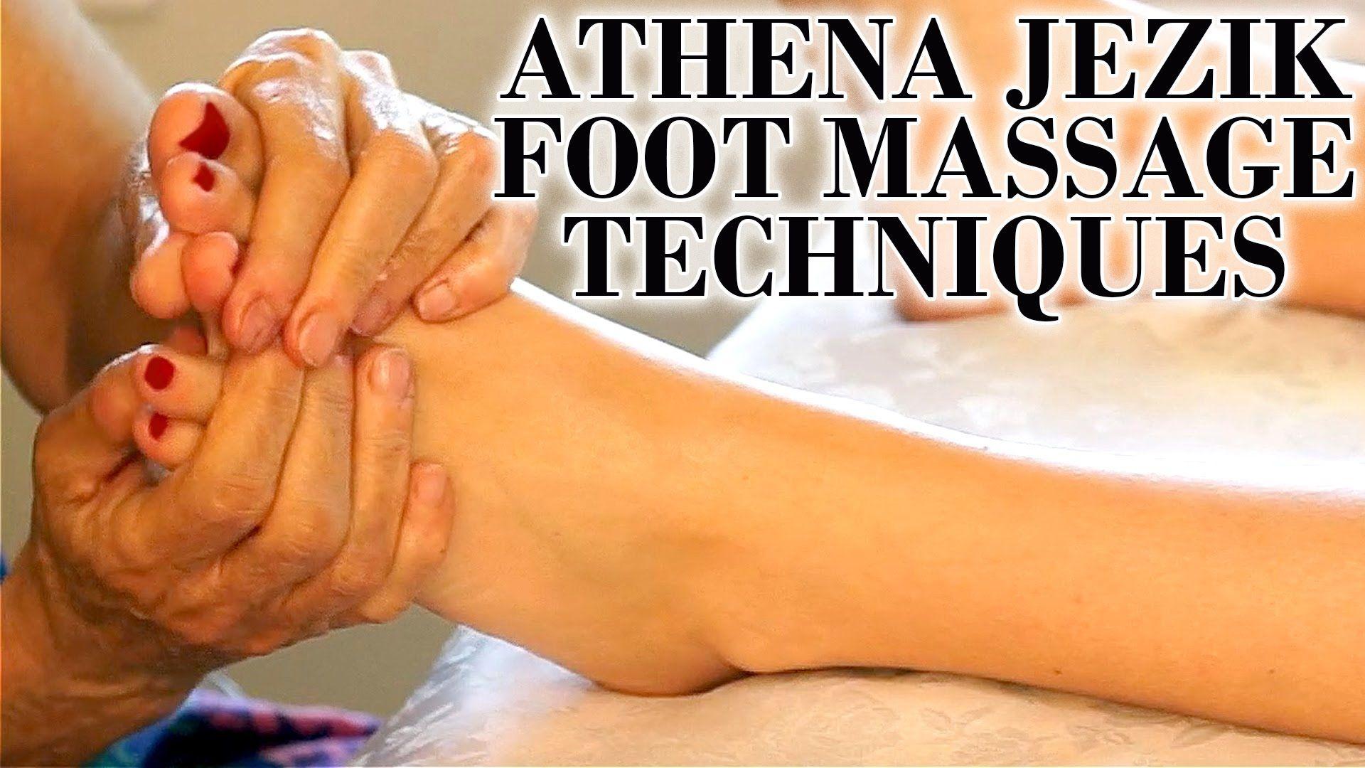 Athena Jezik Foot Massage Relaxation Techniques - Full -4859