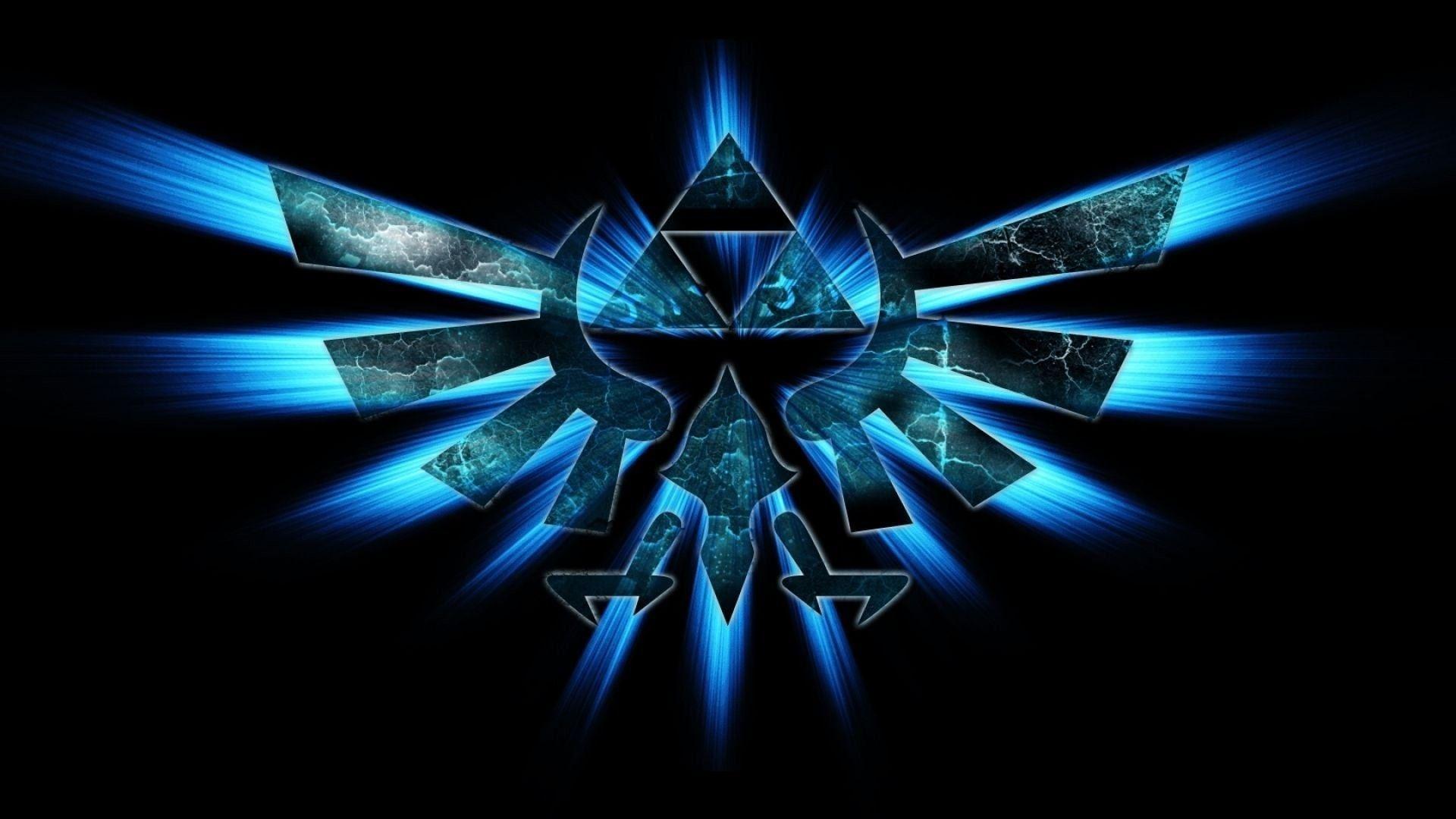 Elegant Zelda Triforce Wallpaper Di 2020