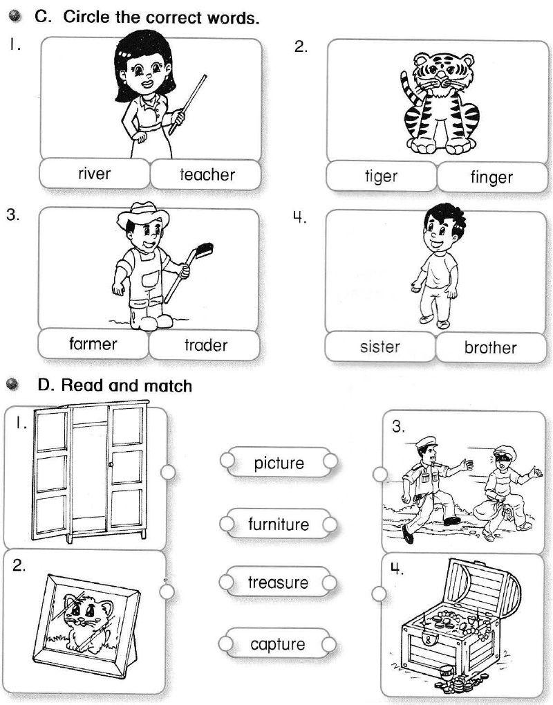 Soalan Kertas Pemahaman Bahasa Inggeris Bi Tahun 2 English Year 2 Peperiksaan Pertengahan Tahun Kssr Kertas 1 Paper 1 Reading Comprehension Activities Islamic Kids Activities Exam Papers
