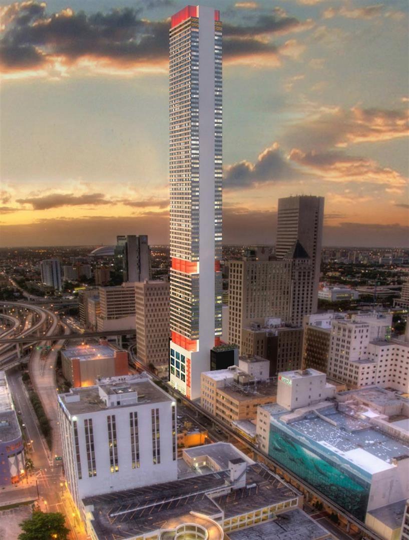 76-Story Liquid Lofts Is Still OK With The FAA | Miami ...