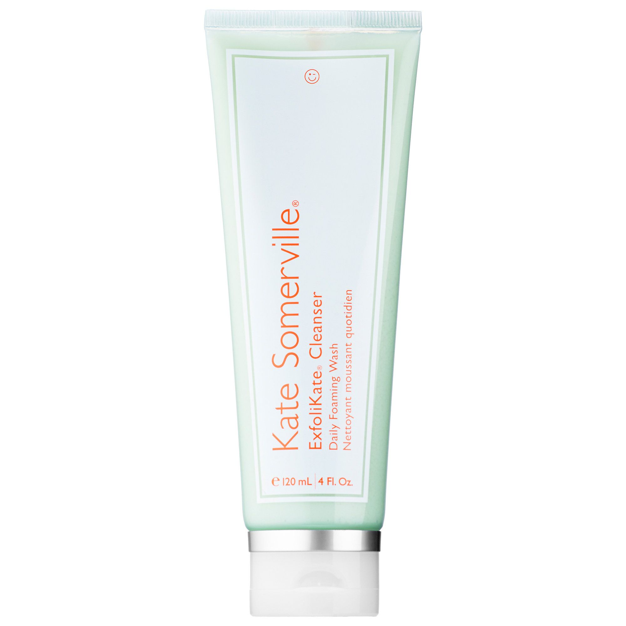 ExfoliKate Cleanser Daily Foaming Wash Reveal softer smoother skin