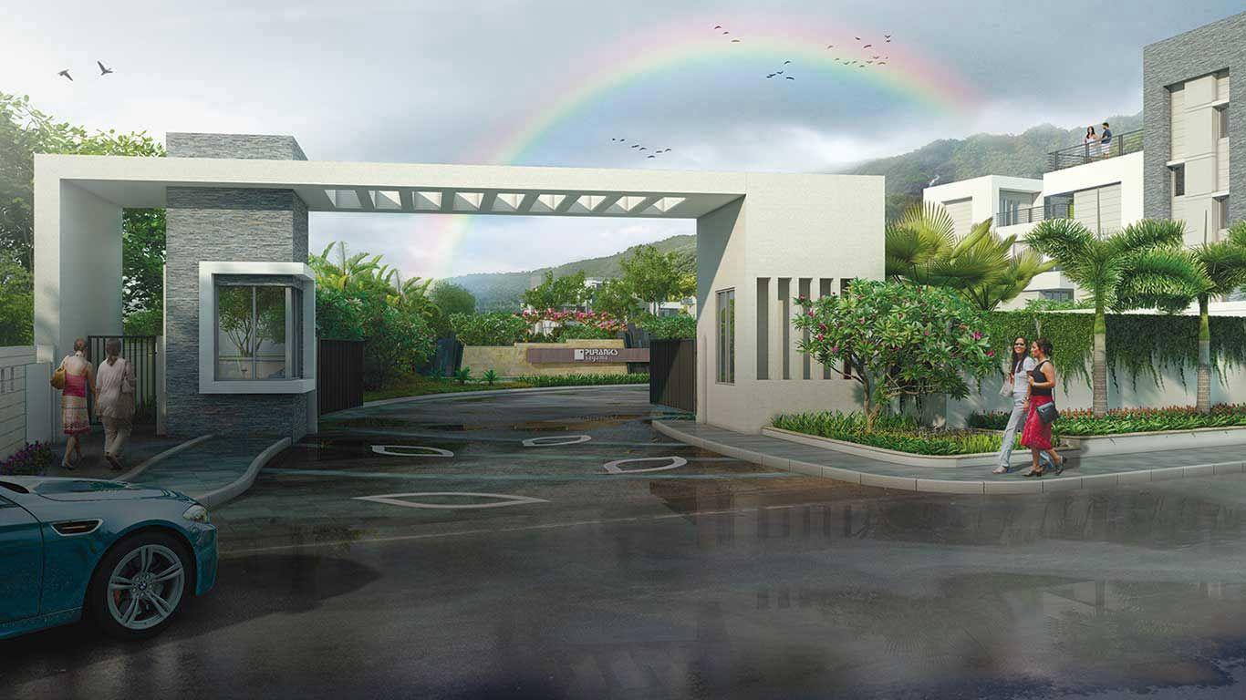 3 and 4 BHK Luxury Villas in Puraniks Sayama Lonavala for