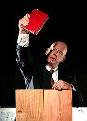 Horizon, by Rinde Eckert, at New York Theatre Workshop from 1 Jun - 1 Jul 2007