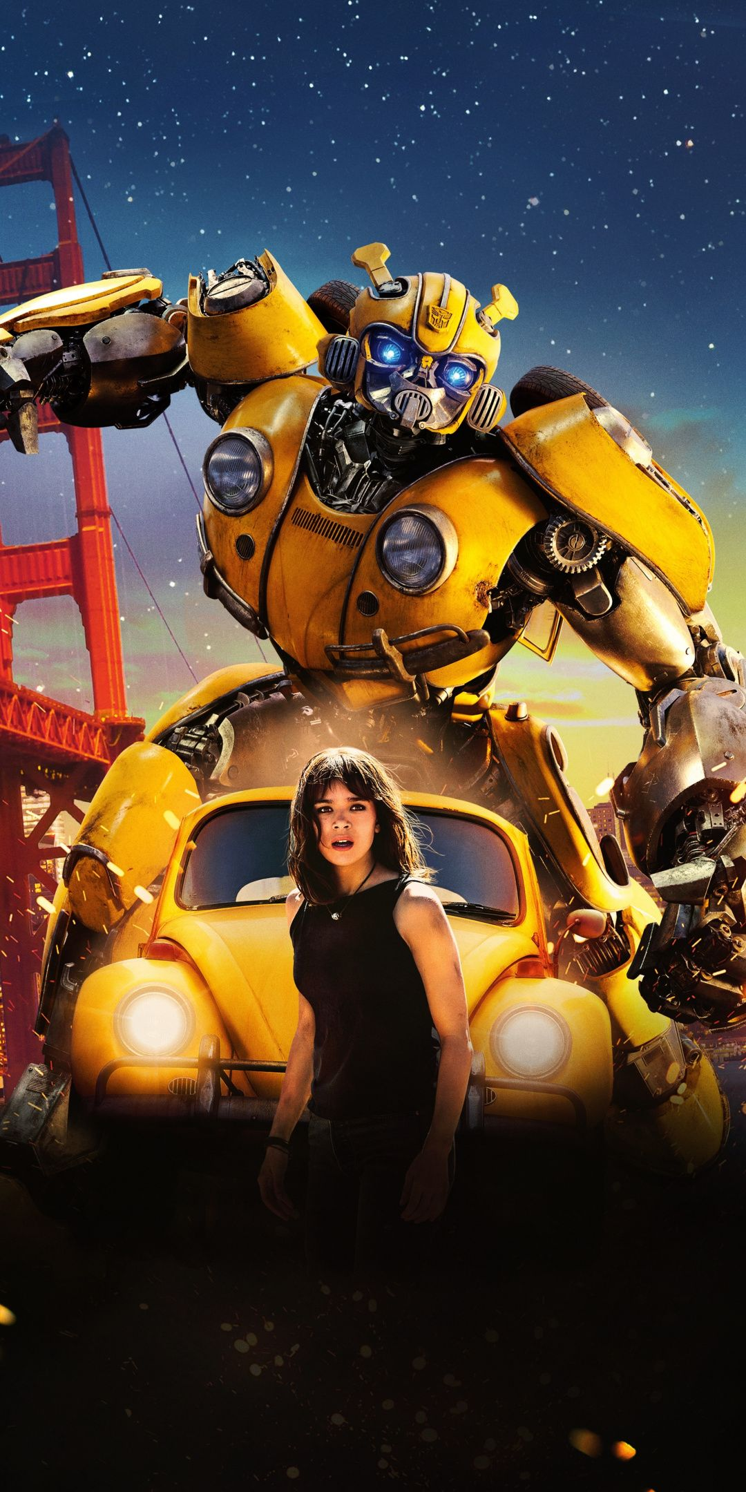 Movie Bumblebee Transformers Hailee Steinfeld X Wallpaper