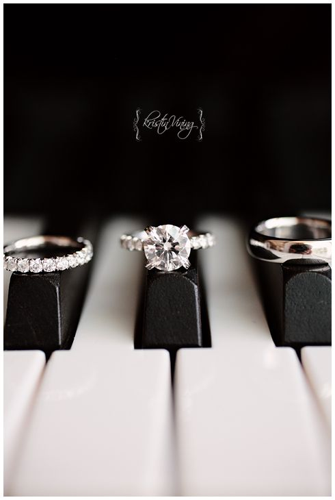 Rings Photo On Piano Keys I Want To Do This Since Played The For 10 Years D Love Take My In New House With Me And Put