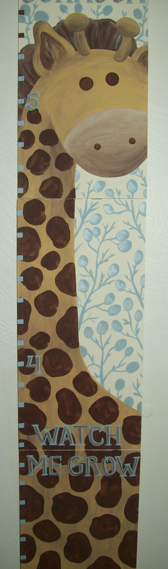Tall giraffe growth chart friends pinterest growth charts tall giraffe growth chart nvjuhfo Choice Image