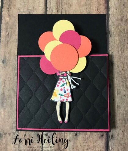 Hand Delivered Card :: Confessions of a Stamping Addict
