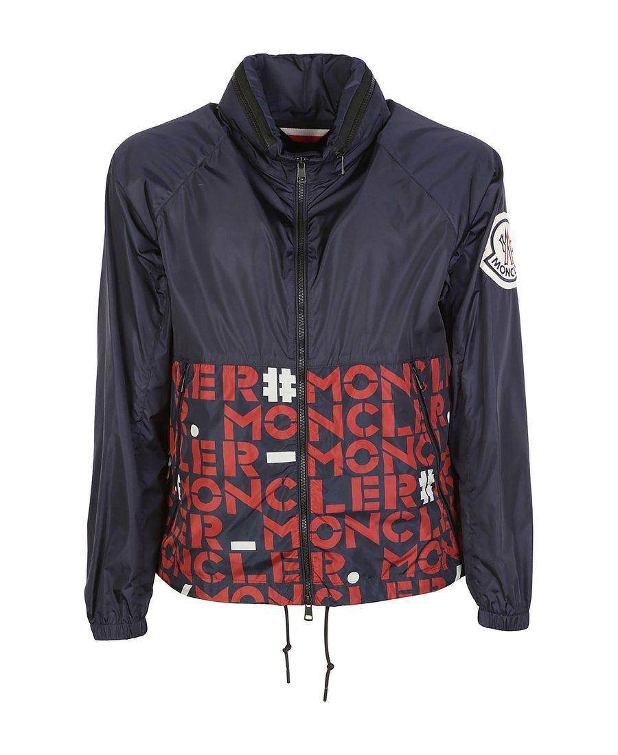 7f0405650 MONCLER GENIUS 1952系列 OCTAGON运动夹克. #monclergenius #cloth ...