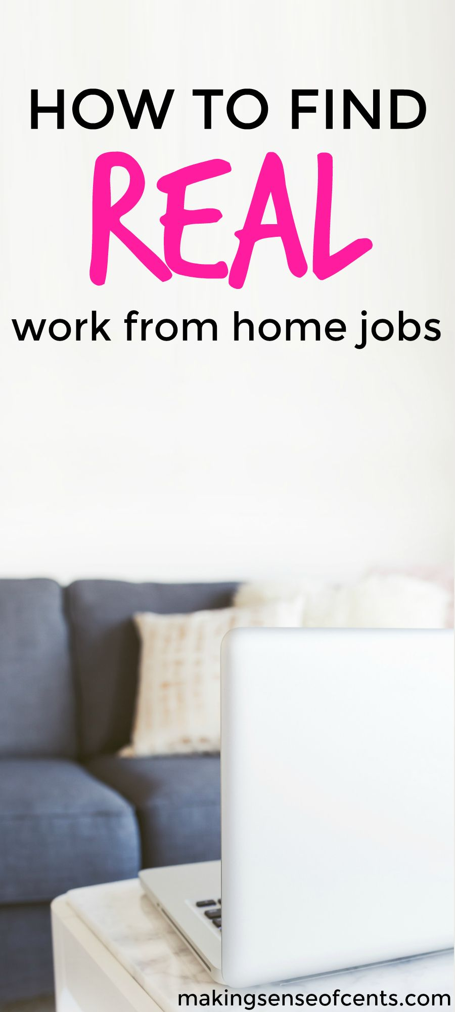 Work From Home Job Scams and Legitimate Work From Home Jobs | Real ...
