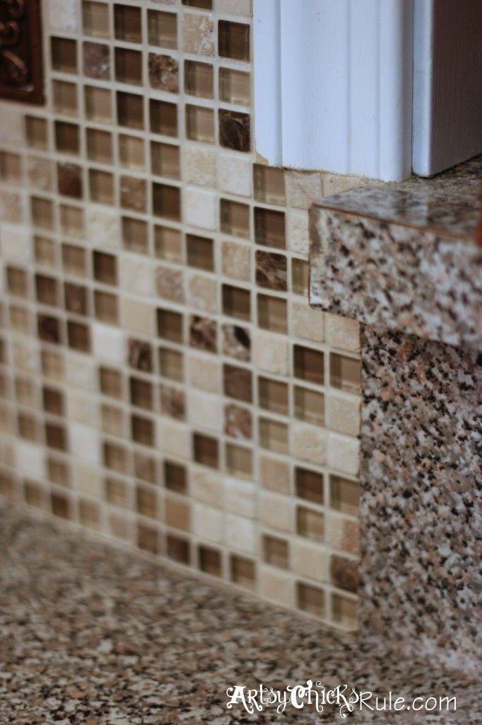 Kitchen Tile Backsplash Do It Yourself Home Decor