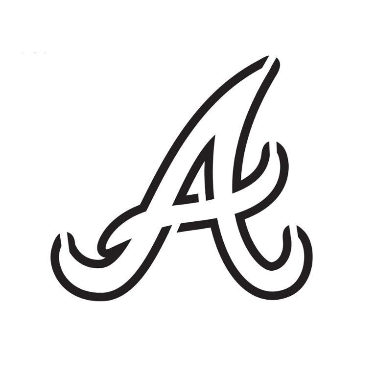 Atlanta Braves Vinyl Duck