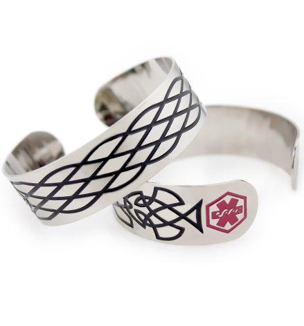 New Men S Medical Alert Jewelry