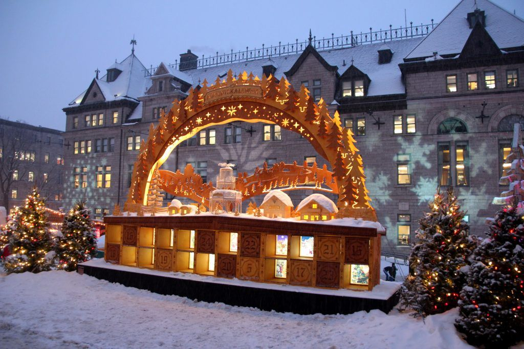 Old Quebec City Christmas Market.Old Quebec City Christmas Market Advent Packmoreintolife