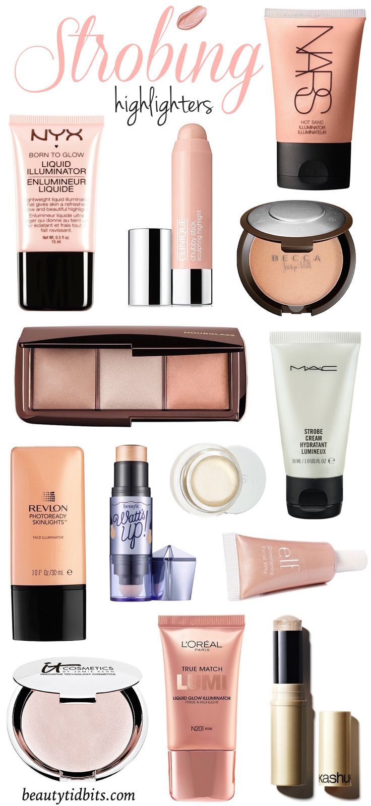 Let it Glow! The Best Highlighters For Strobing ...