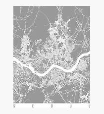 SEOUL MAP - MIN'S STUDIO in 2020 | Seoul map, Illustrated ... |Seoul Map 2020
