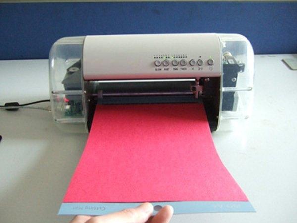 161.10$  Buy here - http://aliq0l.worldwells.pw/go.php?t=550575206 - Mini Vinyl Cutter Cutok DC240, PU PVC A4 Size Mini Desktop Portable Cutting Plotter 161.10$