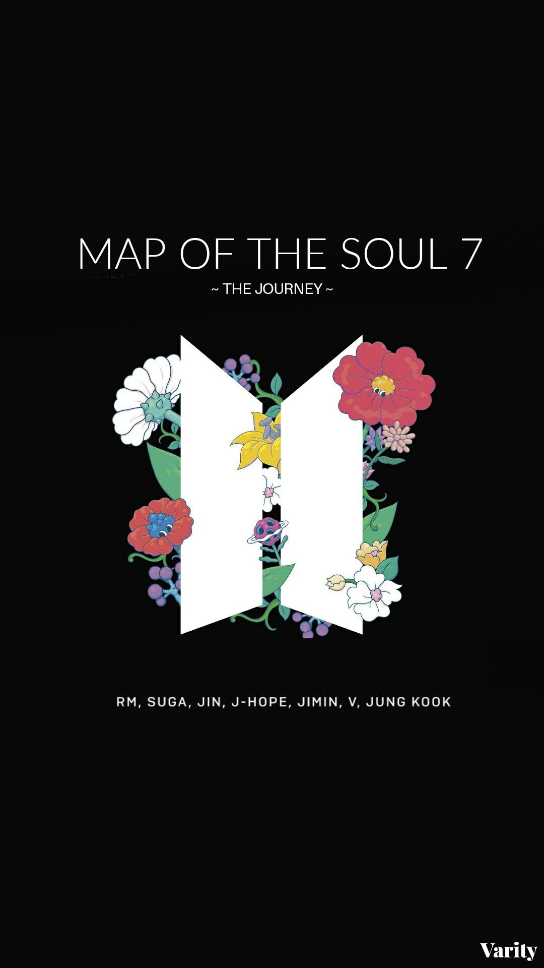 Map Of The Soul 7 The Journey Bts Wallpaper Wallpaper Map Bts wallpaper map of the soul 7