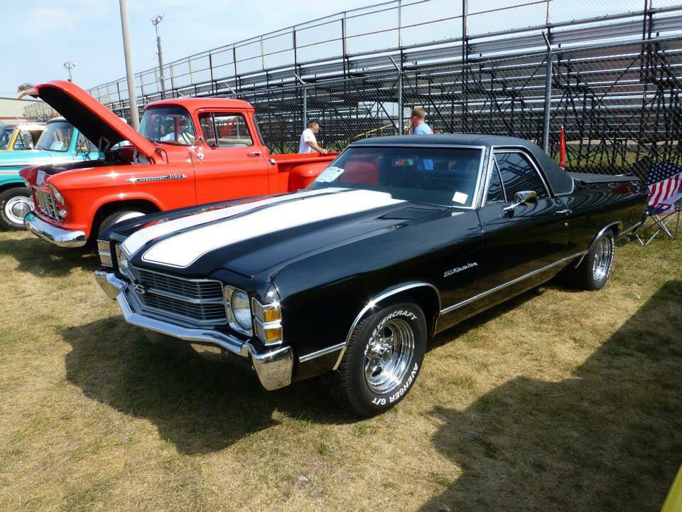 71 Chevy El Camino Personally I M Not Crazy About The El Caminos But I Sure Wouldn T Turn It Down
