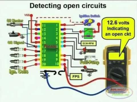 0970e44d24a533fb9e5f6cbaf3b310eb how to wire circuits from schematics youtube schematics,Ford Wiring Diagrams Schematics Youtube