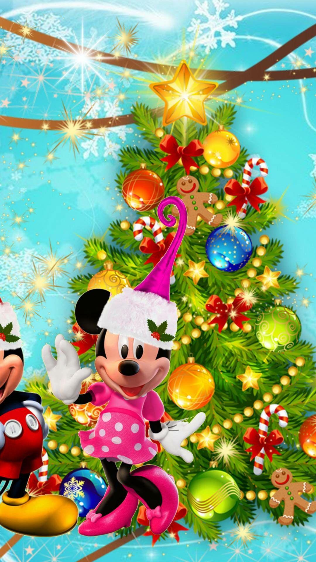 Minnie mouse Christmas Minnie mouse christmas, Christmas