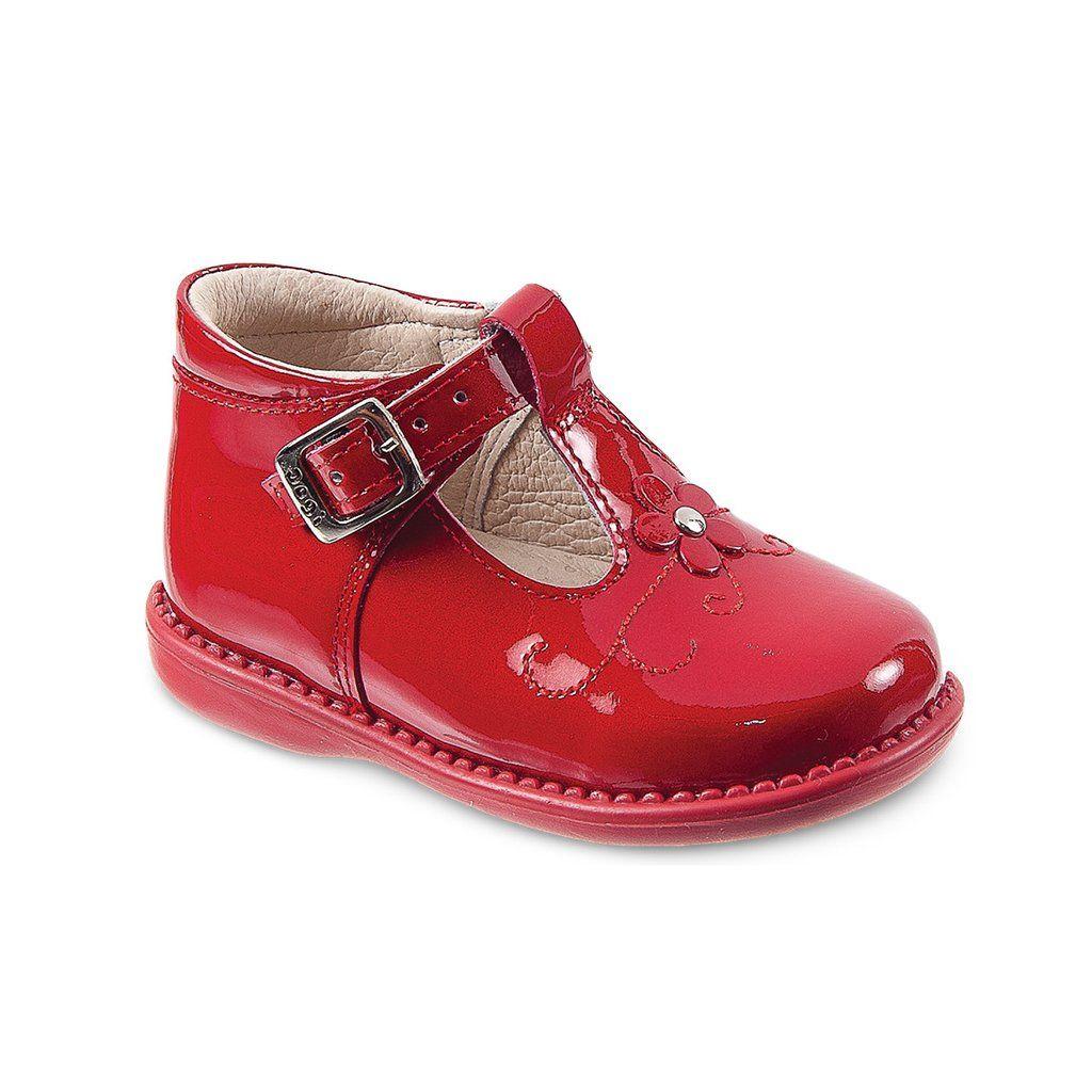 e512c180b34716 DG-765 - Red Patent Leather - Dogi® Kids Shoes